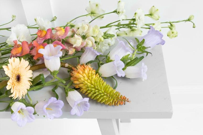Styling bloemen Tanja van Hoogdalem