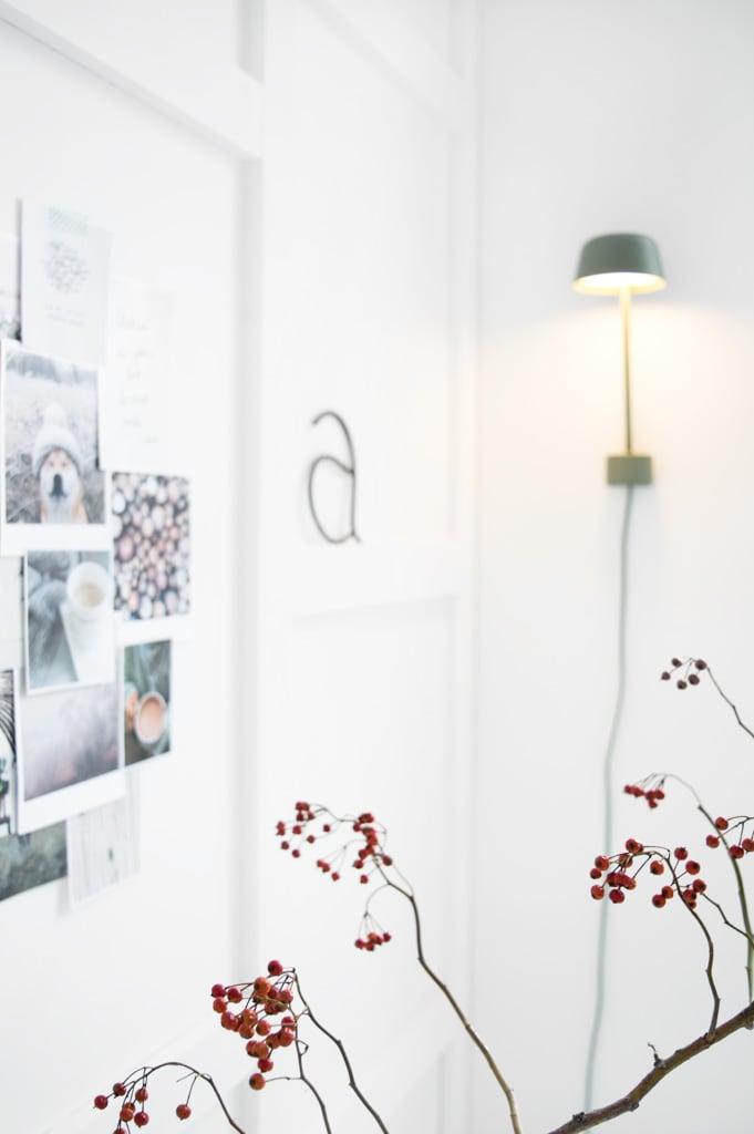 Wandlamp verlichting Muuto Lean - door Tanja van Hoogdalem