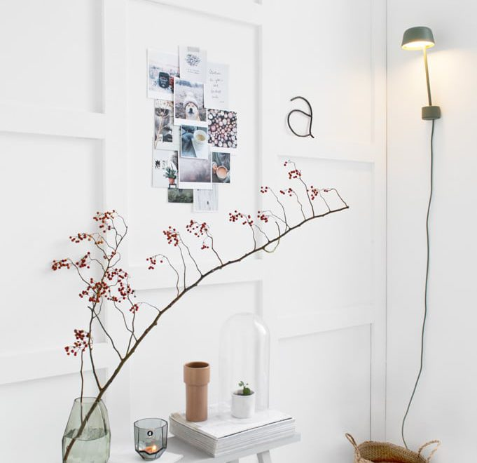Muuto Lean wandlamp design