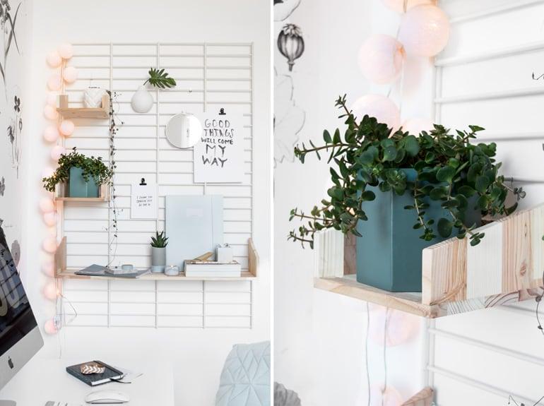 Wooden amsterdam werkkamer Tanja van Hoogdalem