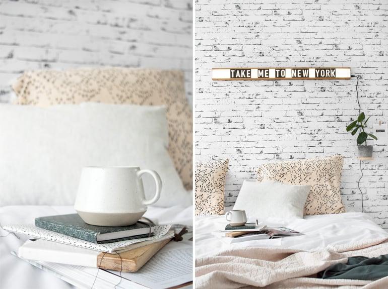 Metamorfose van de slaapkamer - DEEL I - Tanja van Hoogdalem
