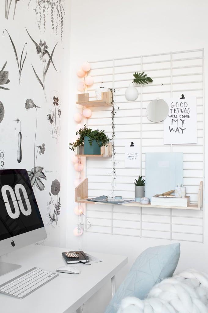Workspace styling- door Tanja van Hoogdalem