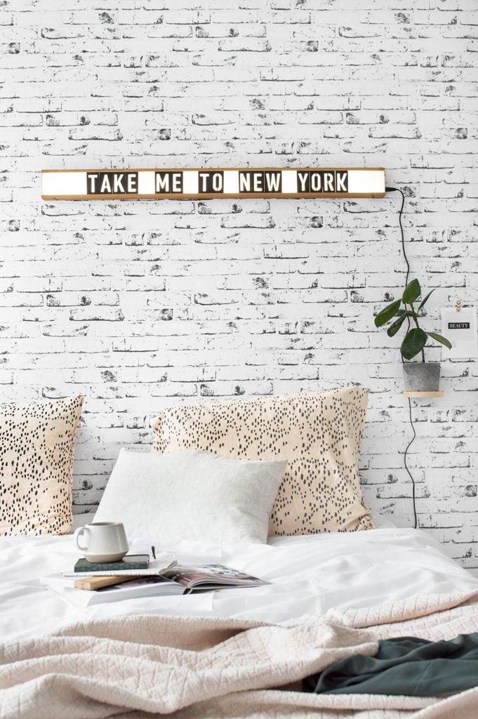 fonQ slaapkamer lamp zuiver