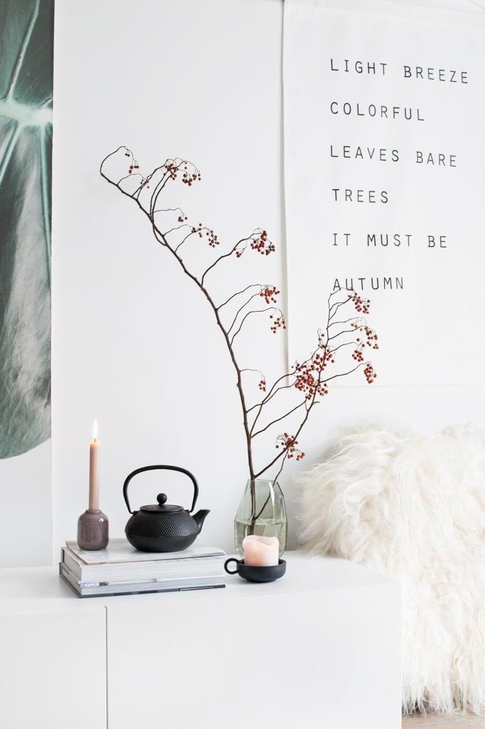 Styling autumn - door Tanja van Hoogdalem
