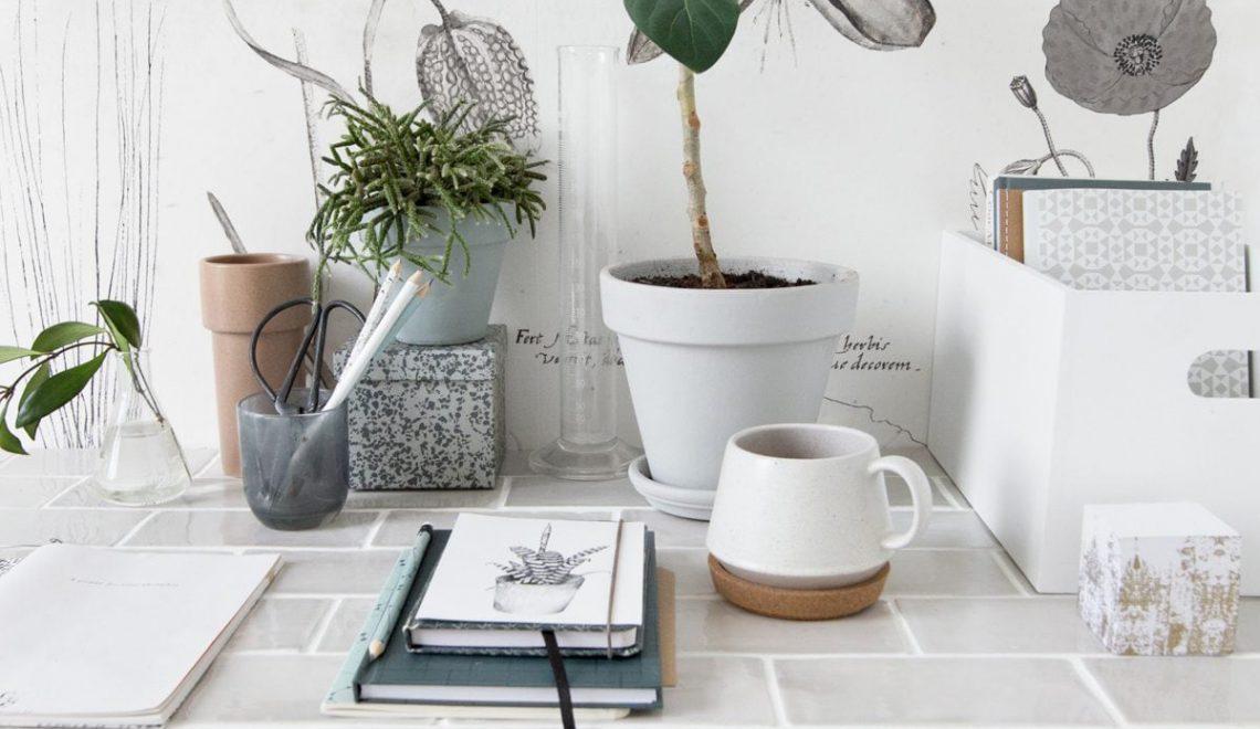 DIY: tegel je eigen bureau