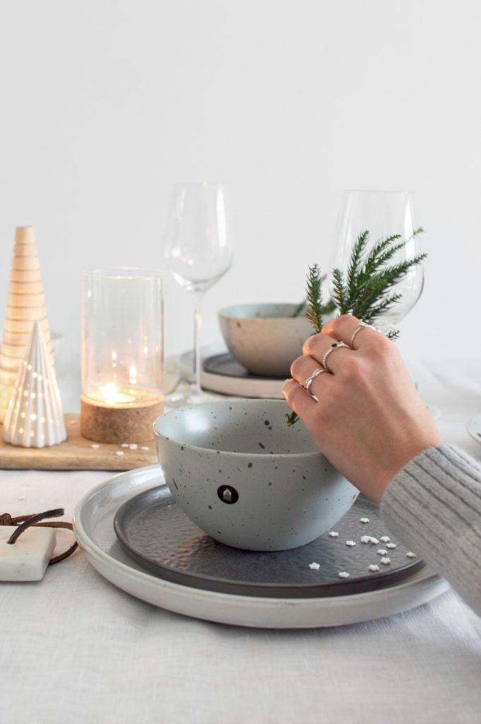 Kersttafel - Tanja van Hoogdalem