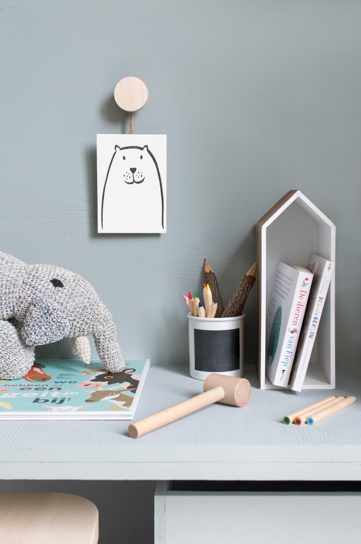 Kids KARWEI DIY speelhoekje - Tanja van Hoogdalem