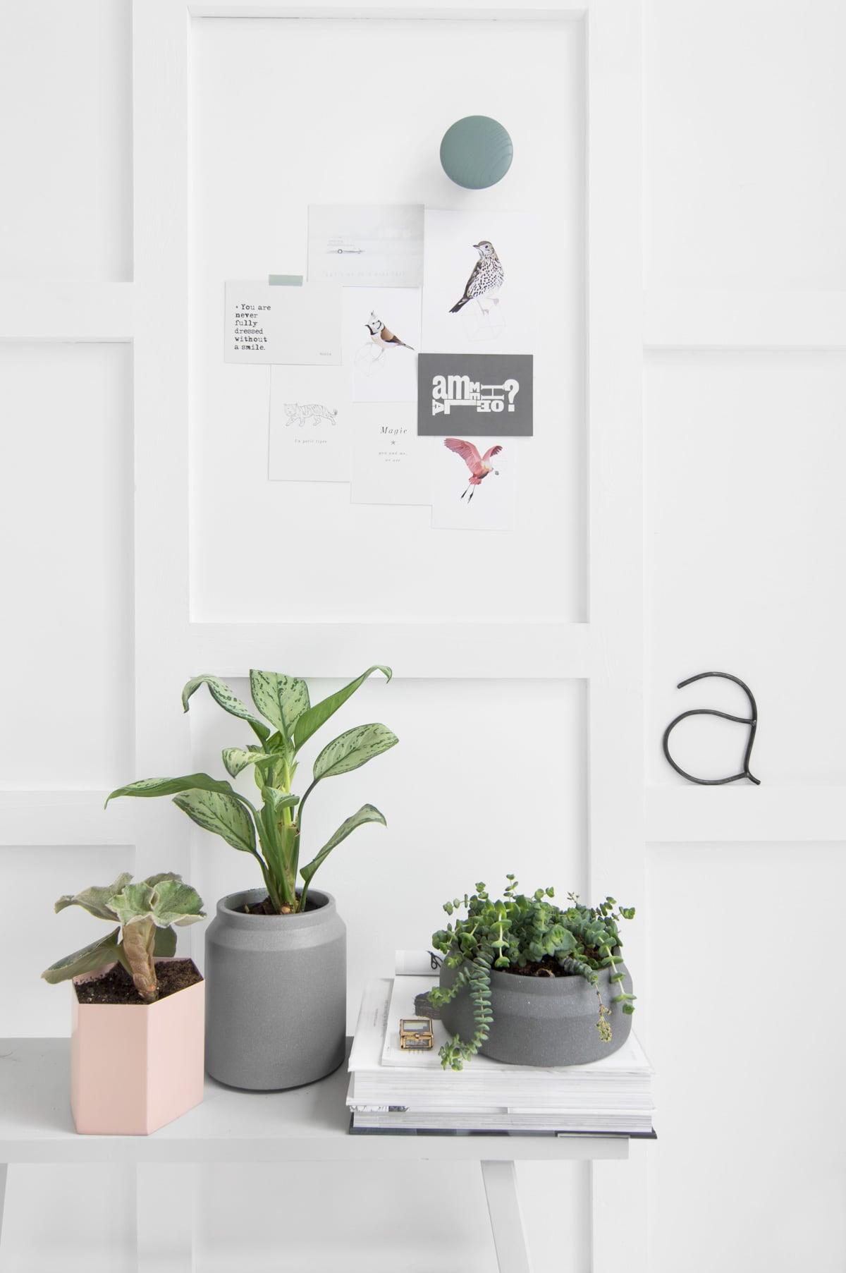 Ferm Living bloempotten - Tanja van Hoogdale