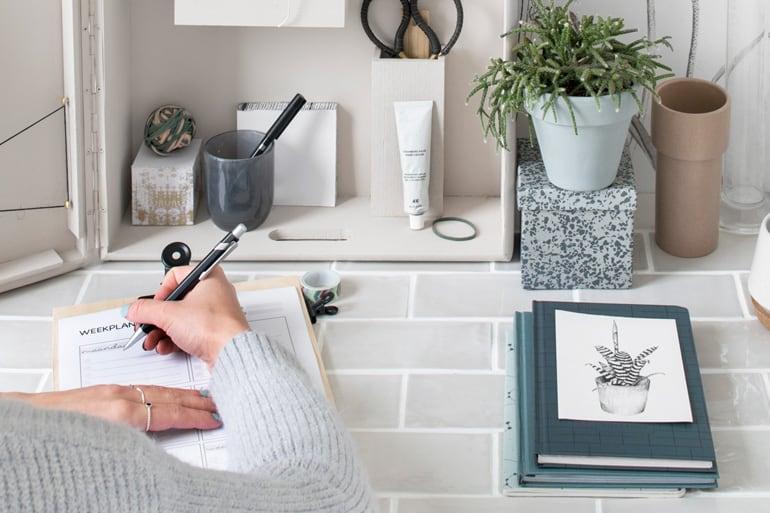 DIY ideeën interieur - Tanja van Hoogdalem