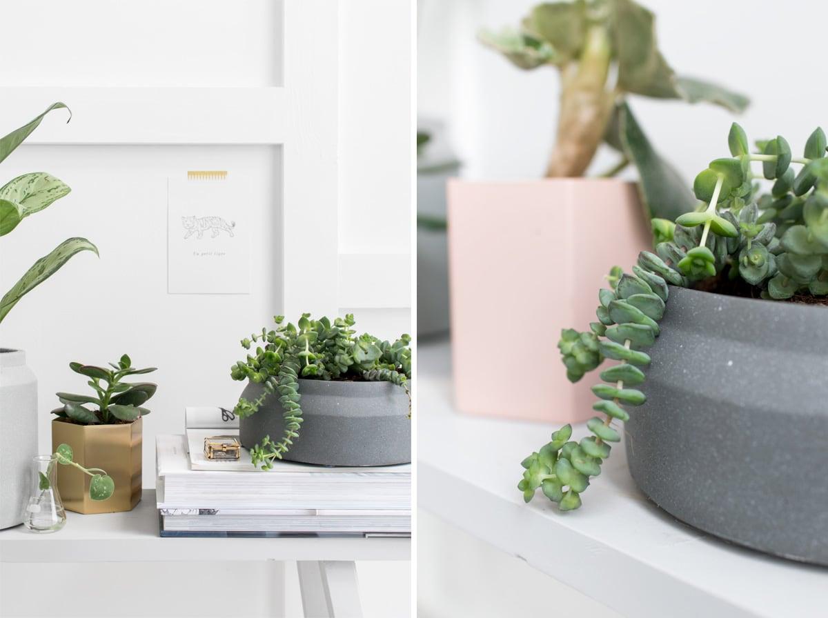 Ferm Living plantenbakken - Tanja van Hoogdalem