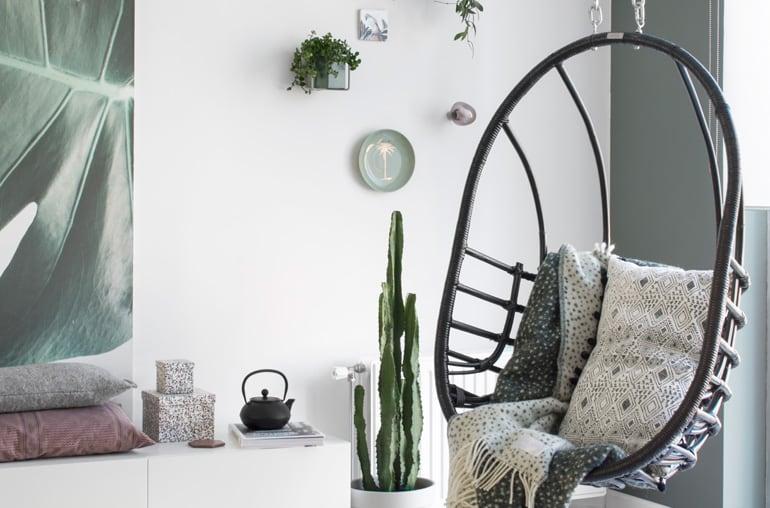 tips voorjaarshuis hangstoel - Tanja van Hoogdalem