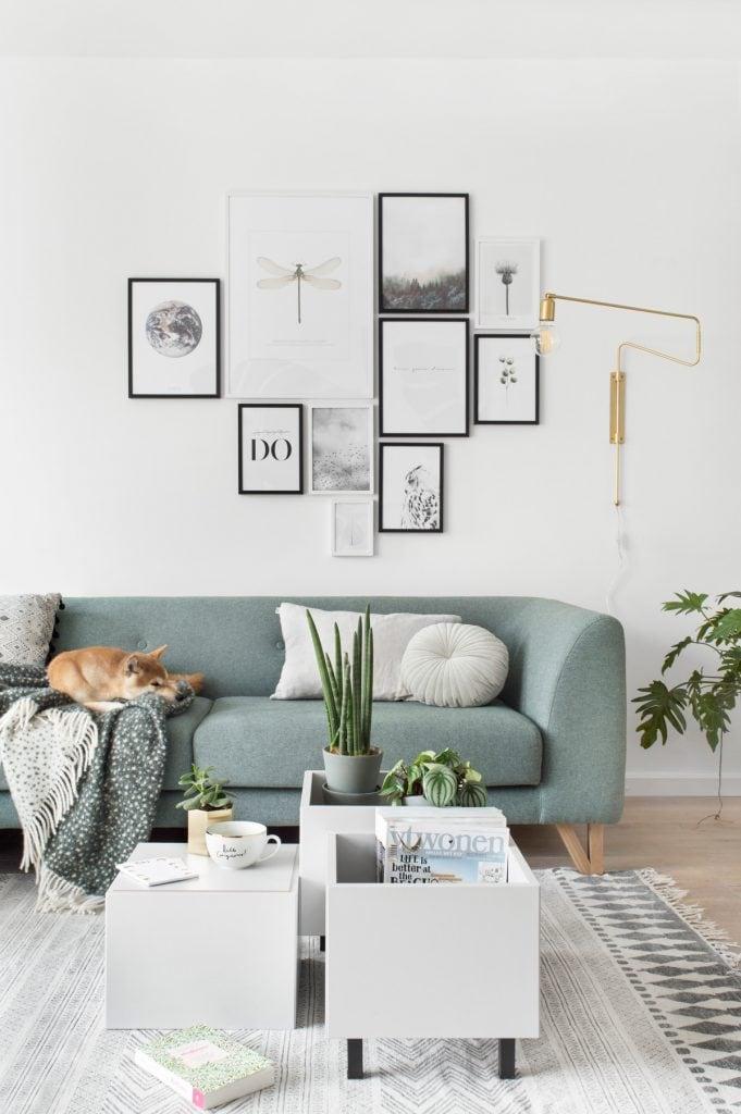 Multifunctionele salontafel - Tanja van Hoogdalem