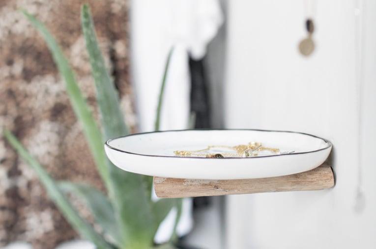 DIY opberger sieraden - Tanja van Hoogdalem