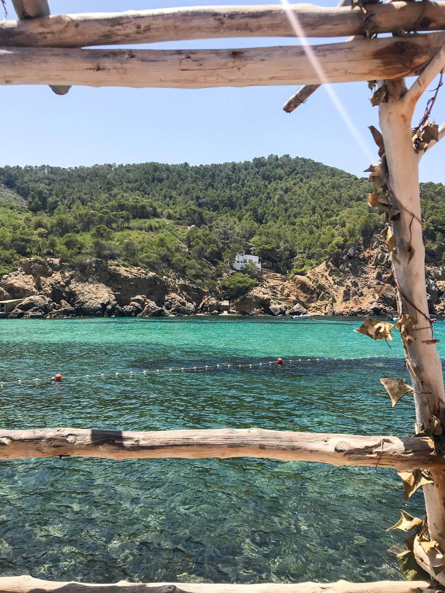 Ibiza strand - Tanja van Hoogdalem