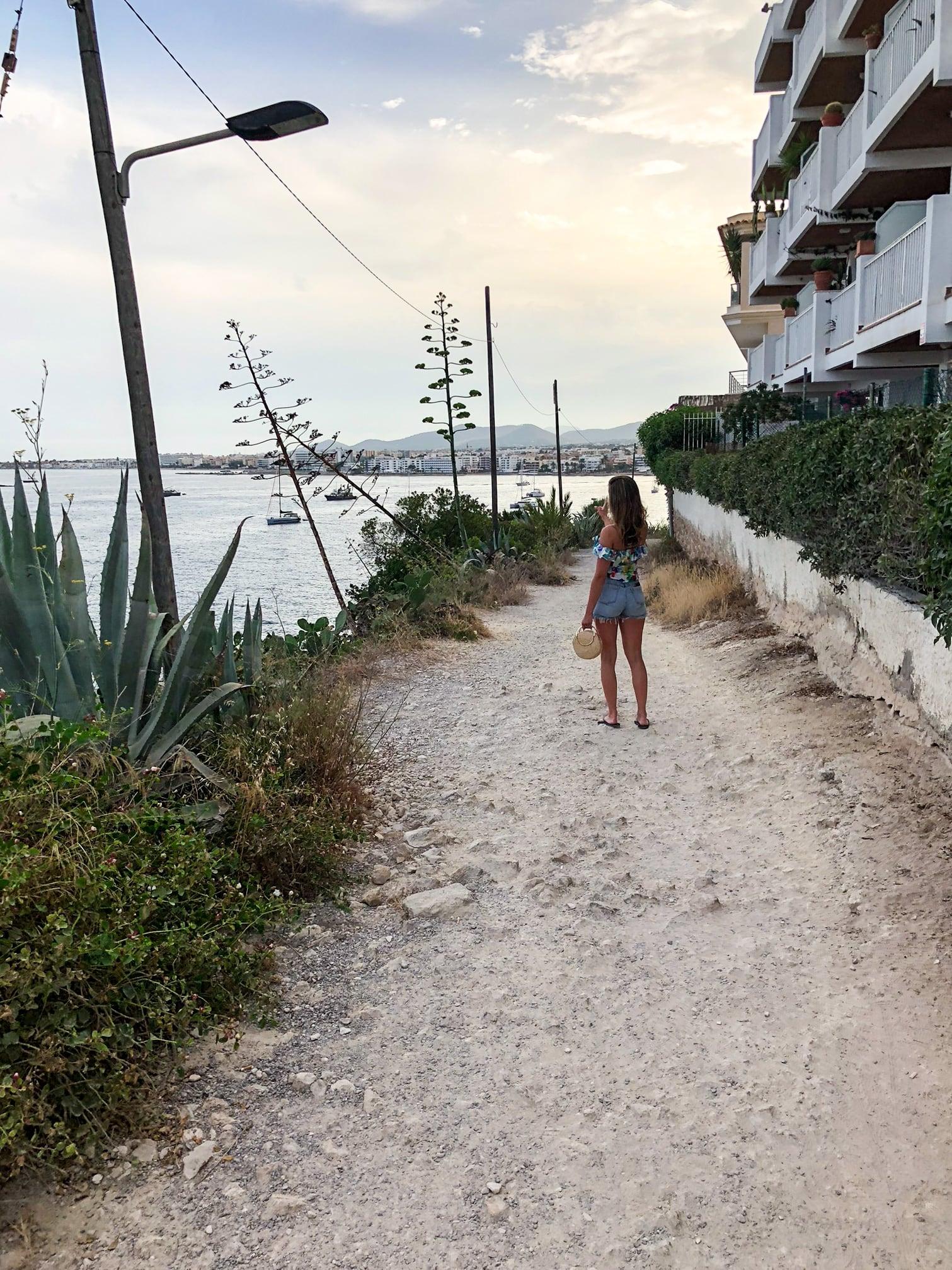 Ibiza stad - Tanja van Hoogdalem