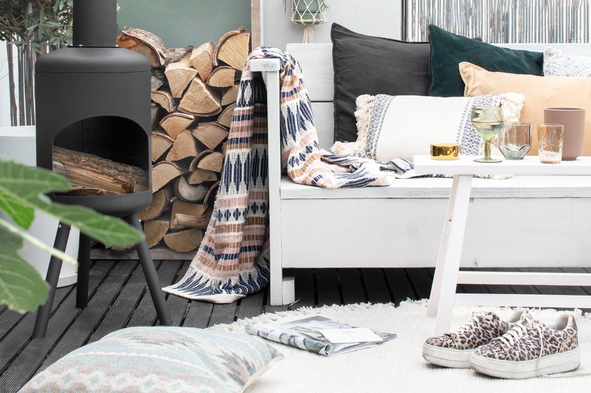 Inspiratie voor je balkon of dakterras - Tanja van Hoogdalem