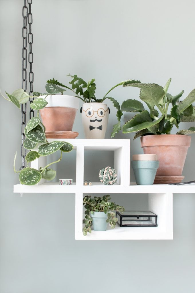 DIY plantenhanger - Tanja van Hoogdalem