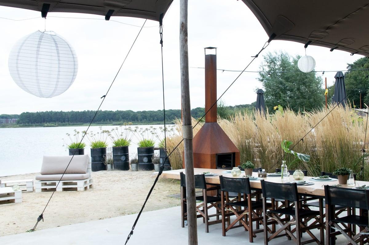 Bosch event styling en tafelstyling - Tanja van Hoogdalem