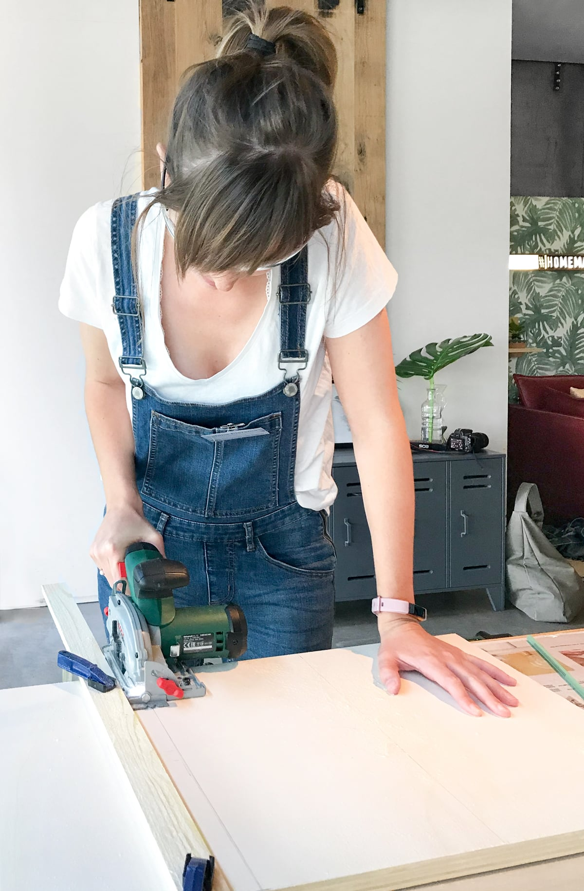 Bosch DIY workshop - Tanja van Hoogdalem