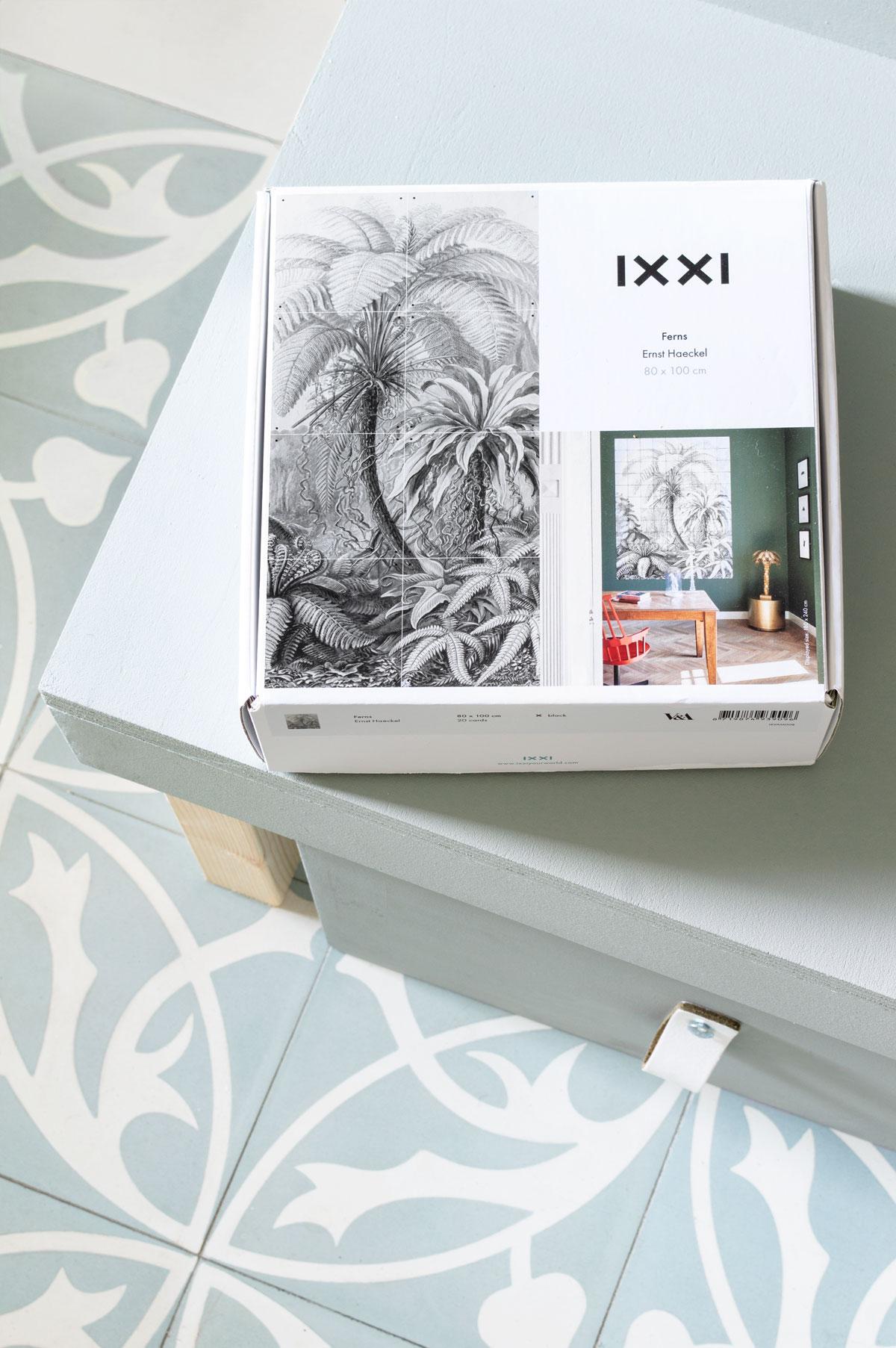 IXXI Ferns hal - Tanja van Hoogdalem