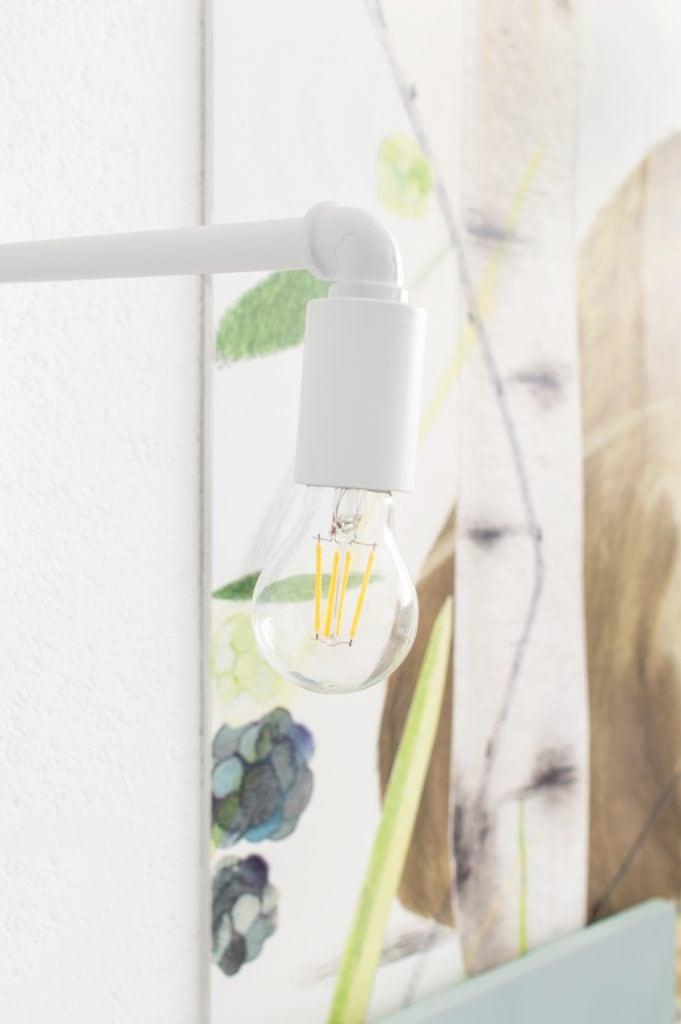 Verlichting KARWEI wandlamp kinderkamer - Tanja van Hoogdalem