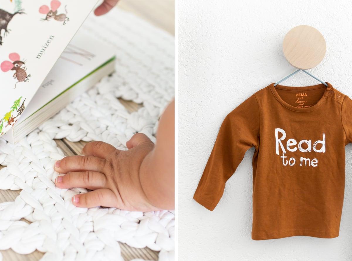 Kinderboeken kinderkamer - Tanja van Hoogdalem