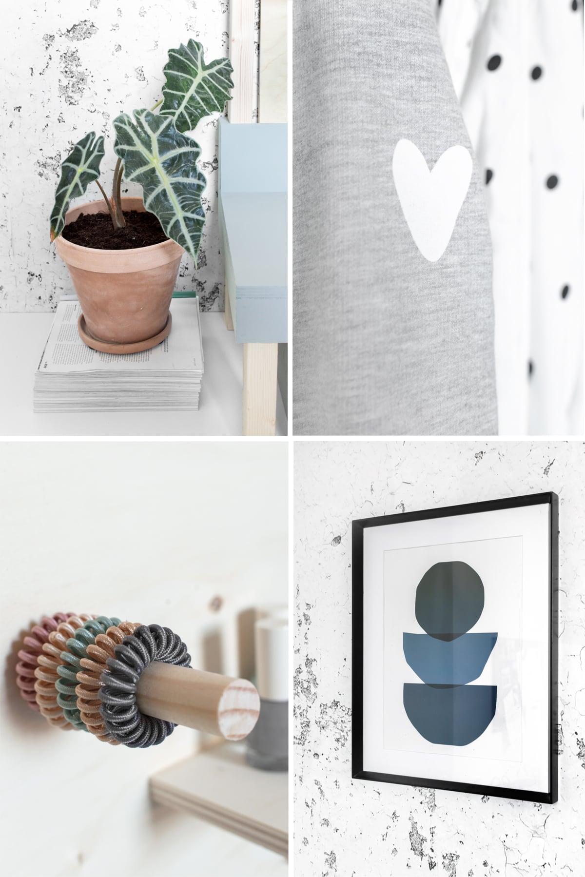 Tienerkamer DIY details styling - Tanja van Hoogdalem