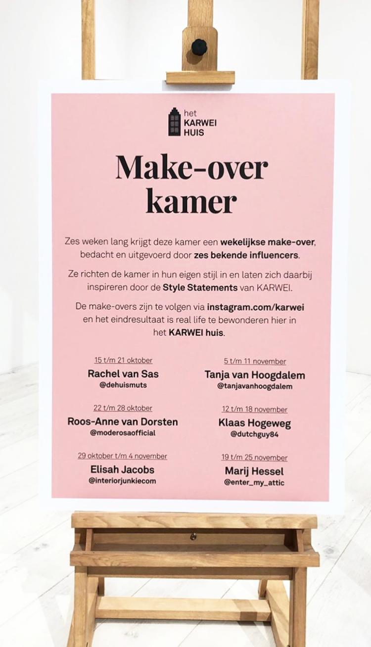 Amsterdam Karwei huis - Tanja van Hoogdalem