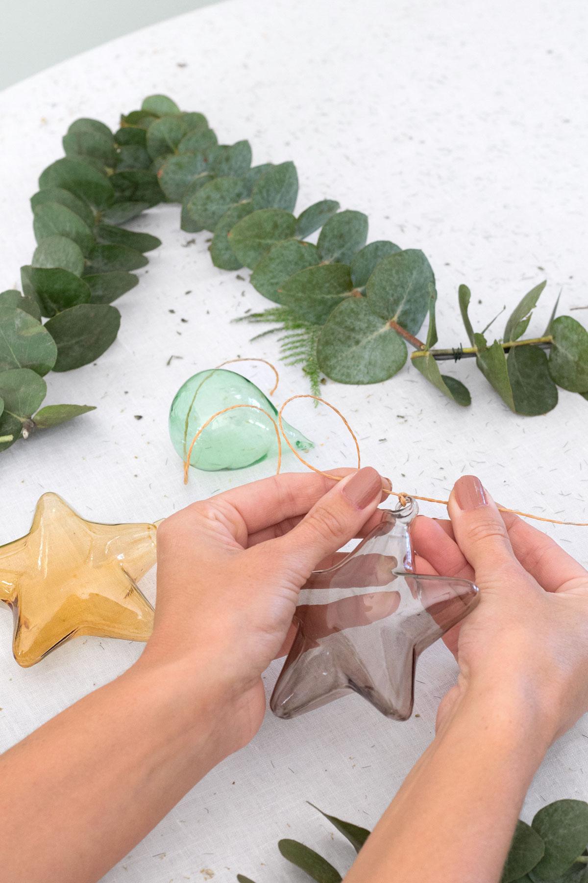 DIY workshop kerst - Tanja van Hoogdalem