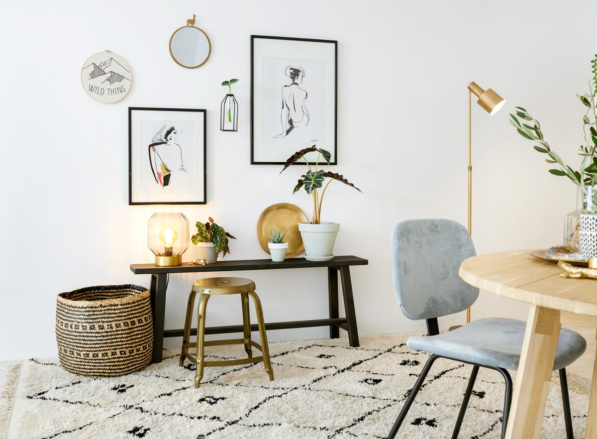 KARWEI huis styling door Tanja van Hoogdalem
