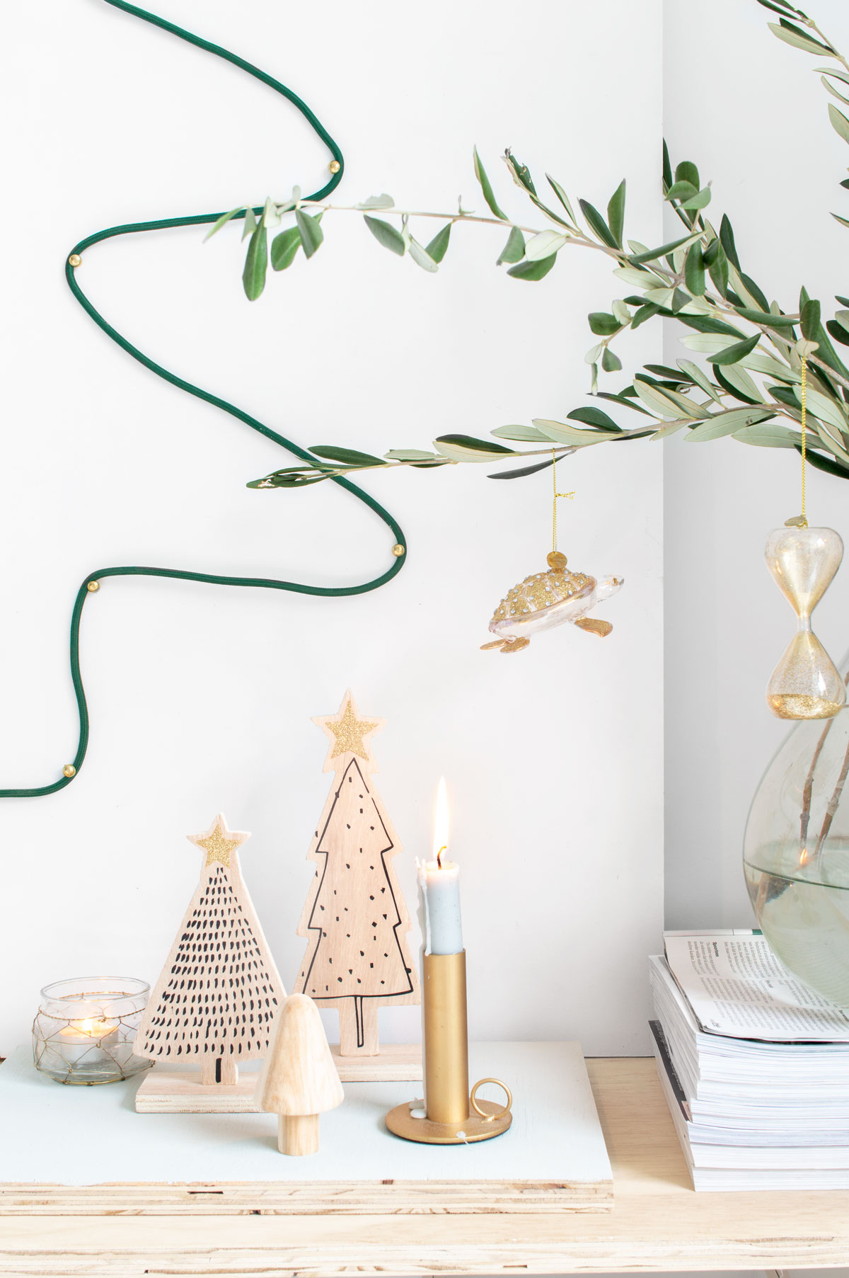 DIY kerst feestdagen