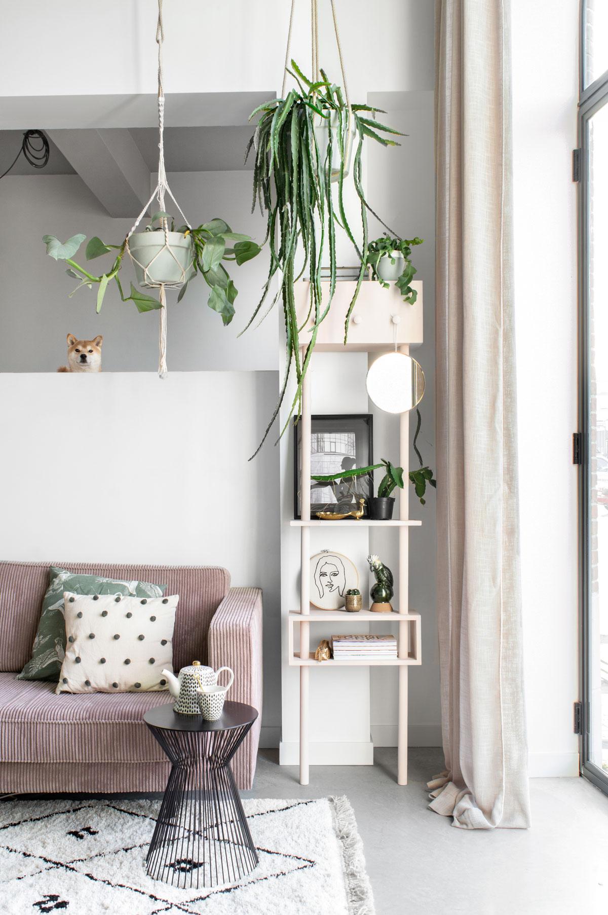 DIY wandrek - Tanja van Hoogdalem