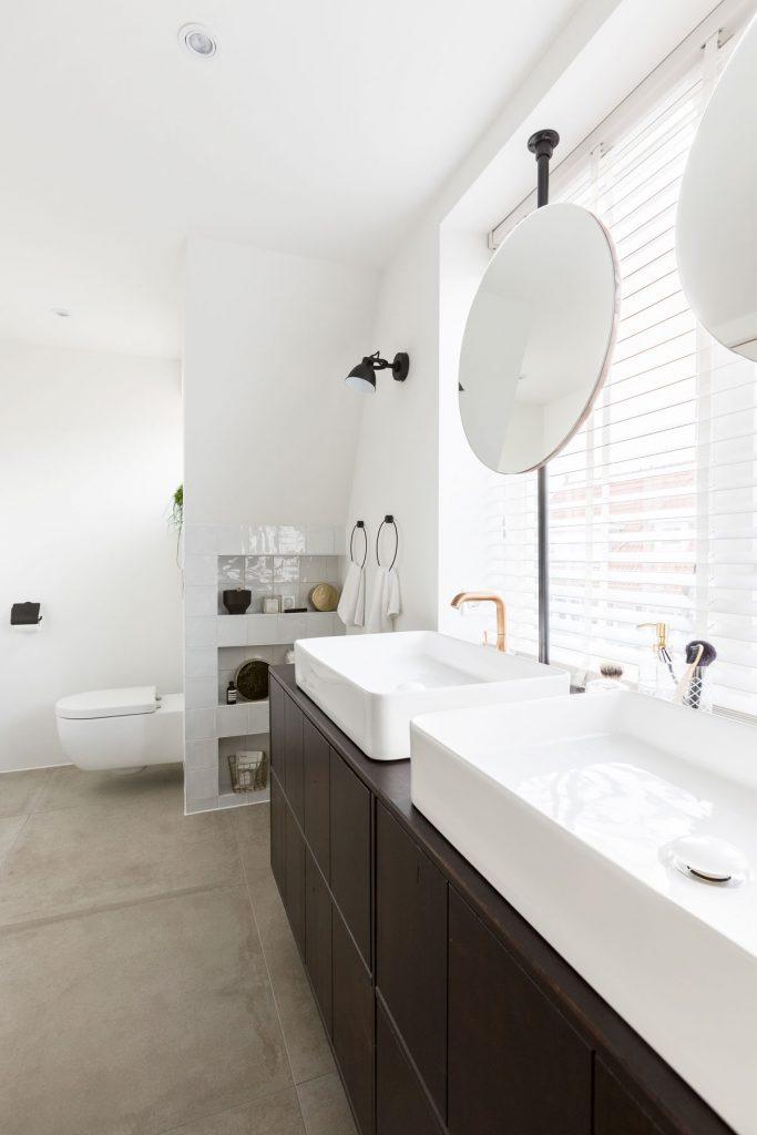 Badkamer Zaandijk Eigen huis en Tuin KARWEI - Tanja van Hoogdalem