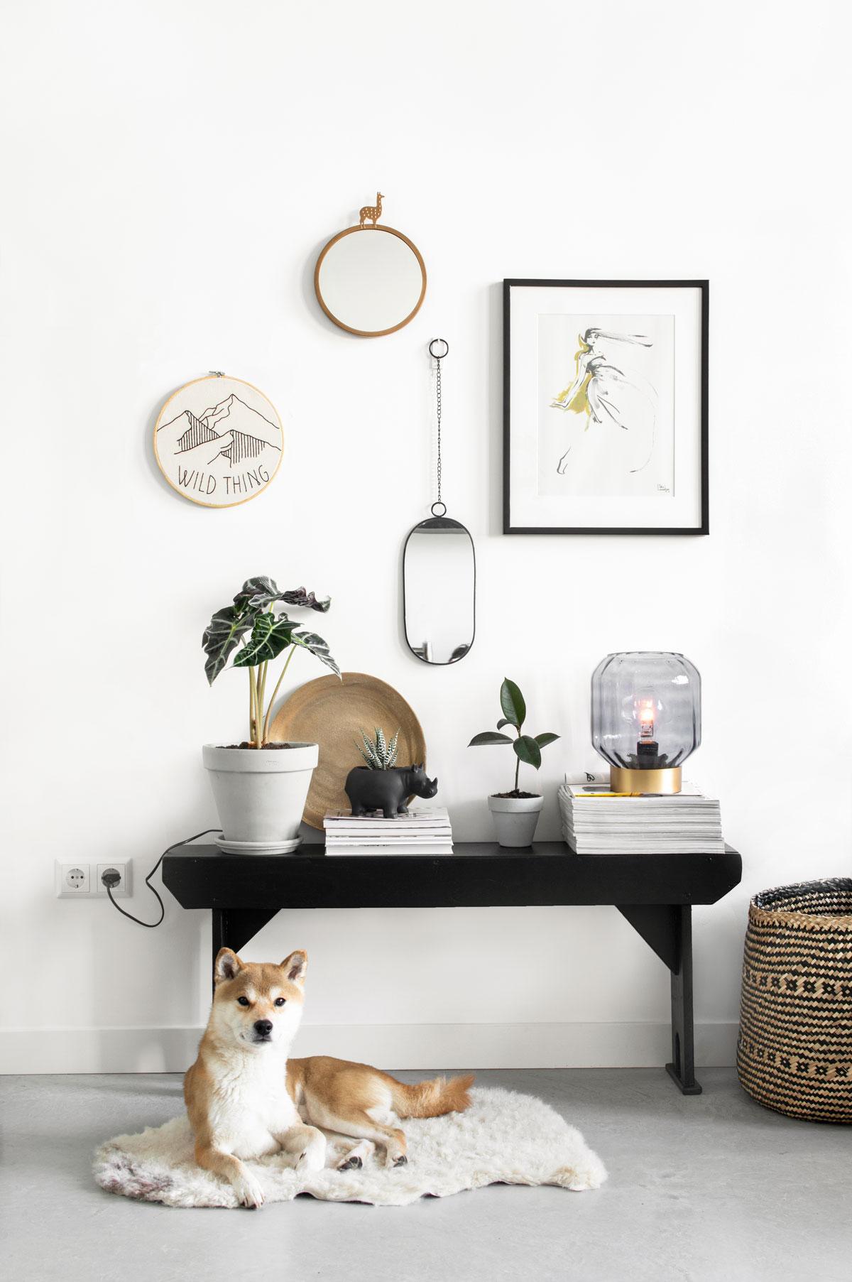 Styling mooi makkelijk meubels Flexa - Tanja van Hoogdalem