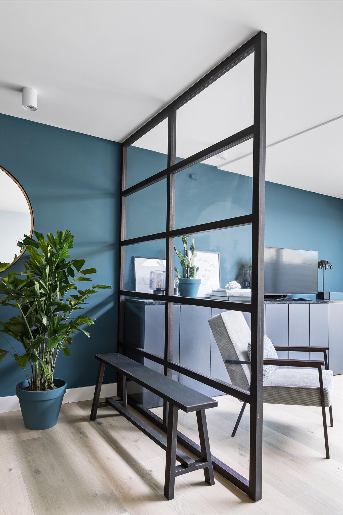 DIY room divider Eigen Huis & Tuin - Tanja van Hoogdalem