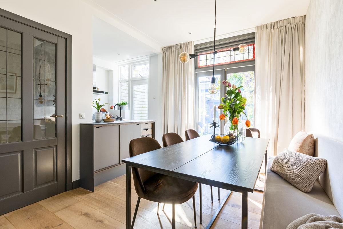 Woonkamer Haarlem Eigen Huis & Tuin - Tanja van Hoogdalem