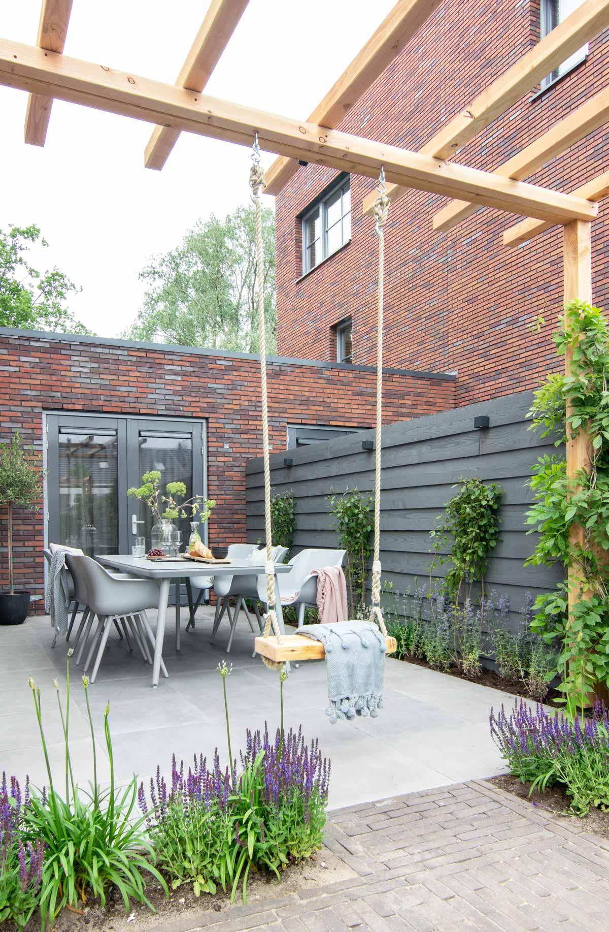 Eigen huis en Tuin Apeldoorn gezinstuin - Tanja van Hoogdalem