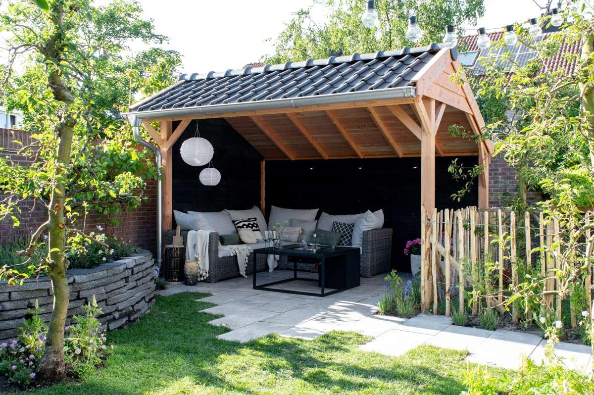 Eigen Huis & Tuin - romantische tuin met fruitbomen