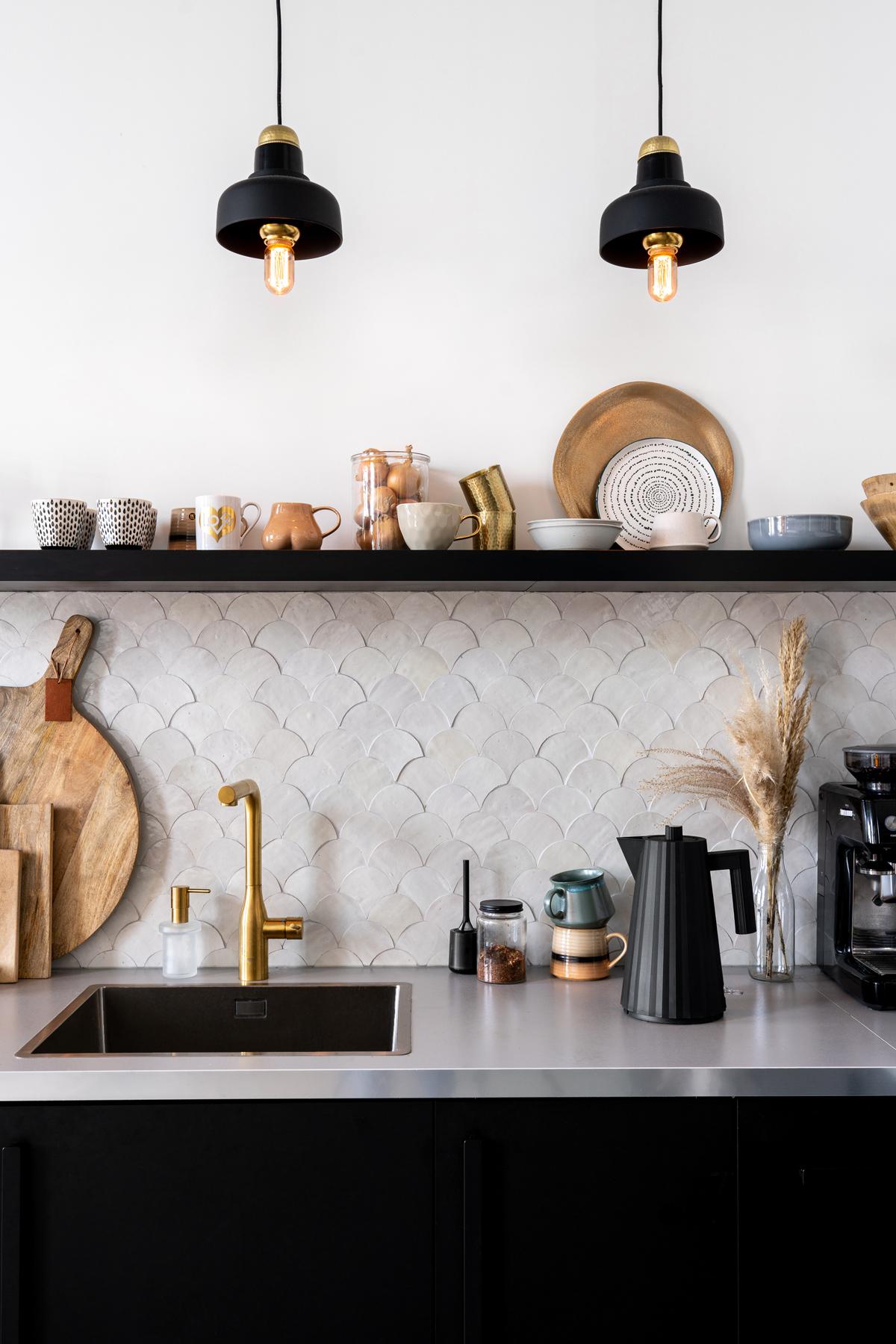 waterkoker keuken thee - Tanja van Hoogdalem