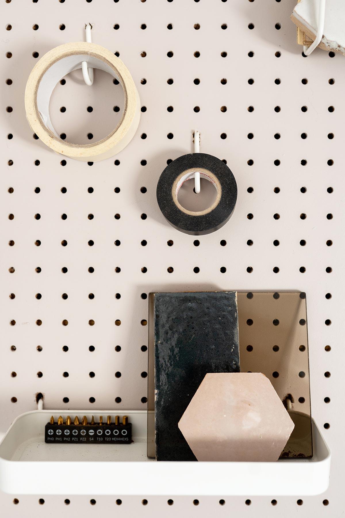 Werkplaats details - Tanja van Hoogdalem