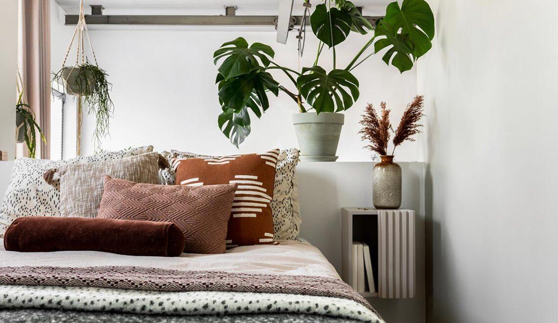 DIY nachtkastje - Tanja van Hoogdalem
