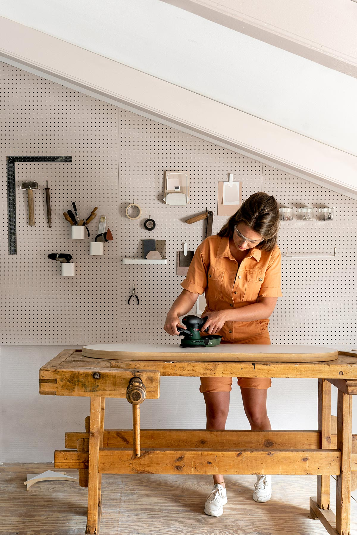 DIY Bosch salontafel - Tanja van Hoogdalem