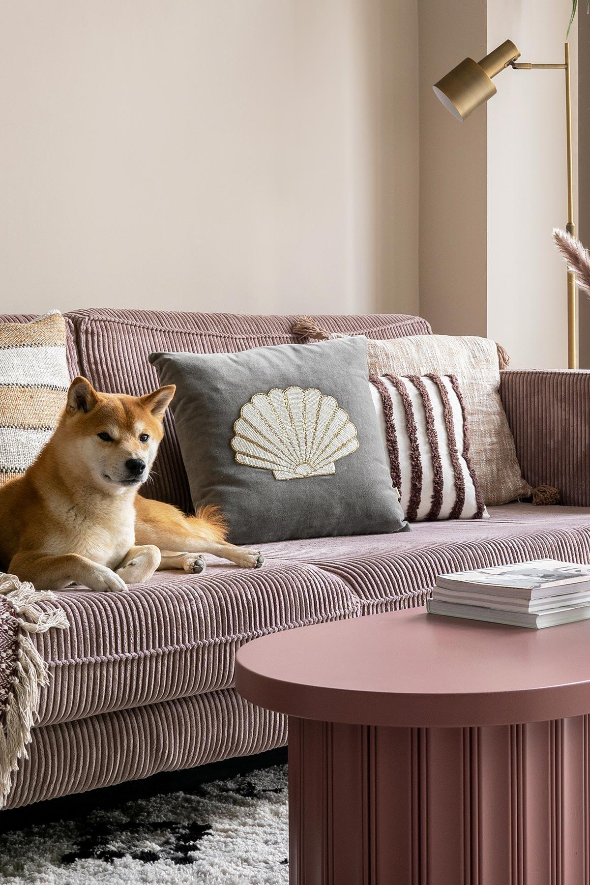 DIY woonkamer zithoek - Tanja van Hoogdalem