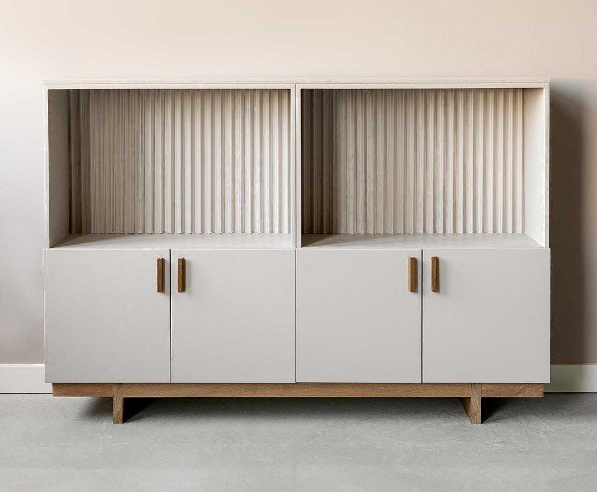 DIY dressoir - Tanja van Hoogdalem
