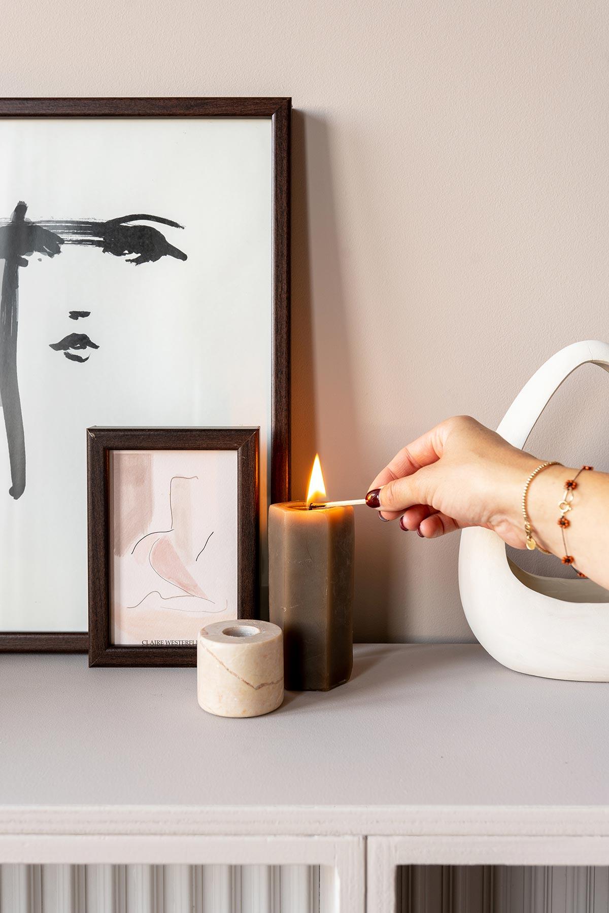 Styling dressoir - Tanja van Hoogdalem