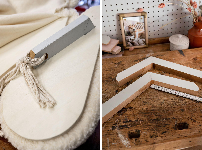 DIY hangstoel kids - Tanja van Hoogdalem
