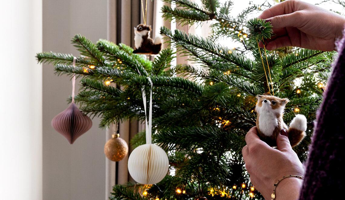 Terugblik: styling van de kerstboom 2019