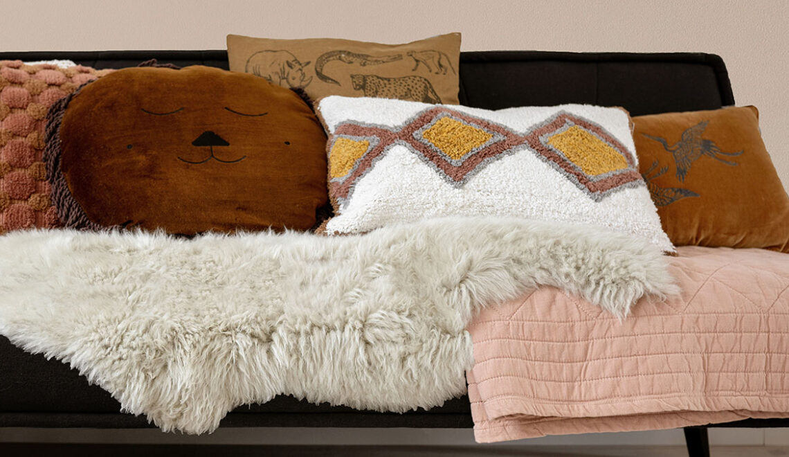 4 tips voor een loungehoek in de kinderkamer