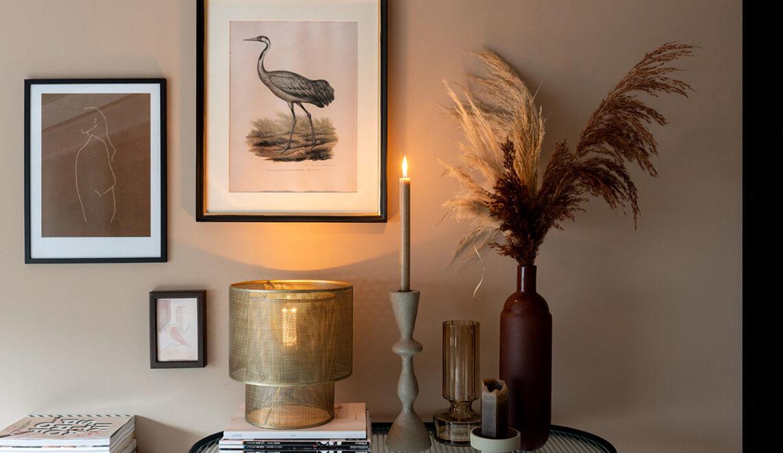Drie tips voor een sfeervol interieur in de winter