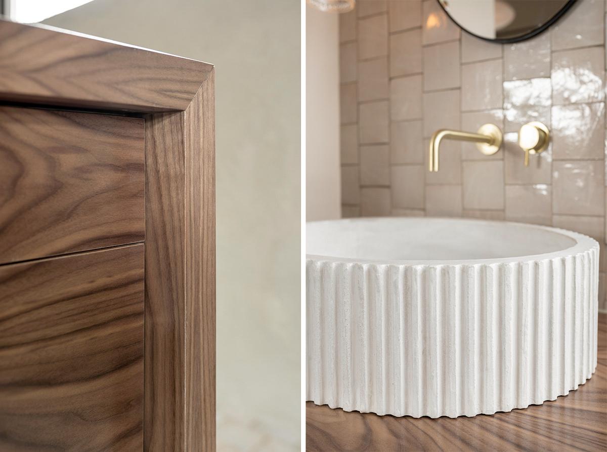 DIY badkamermeubel - Tanja van Hoogdalem